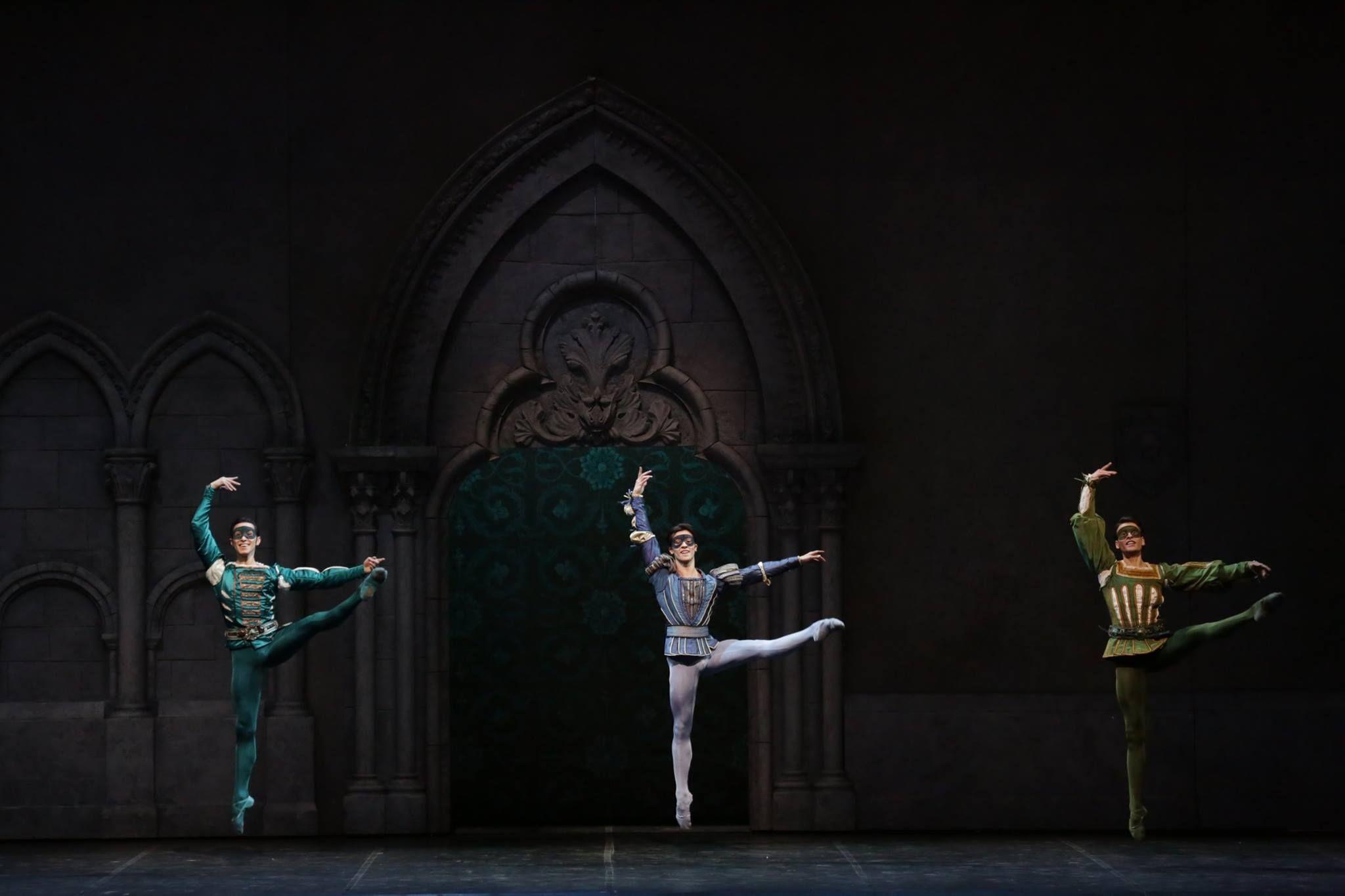 Teatro alla Scala Ballet in 'Romeo and Juliet'   Foto di ...
