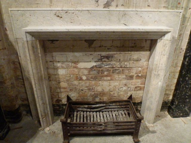 Copy of 19th Century Fireplace #renaissancelondon