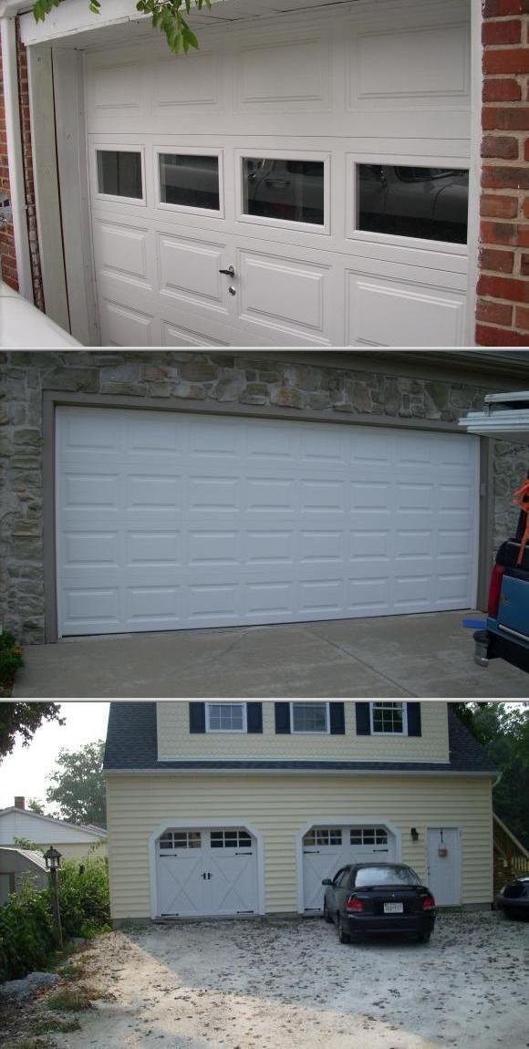 William Thornton Jr Is A Garage Door Technician Who Has 10 Years Of