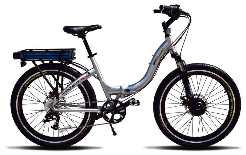 Prodecotech Stride 300 Step Through Folding Electric Bike