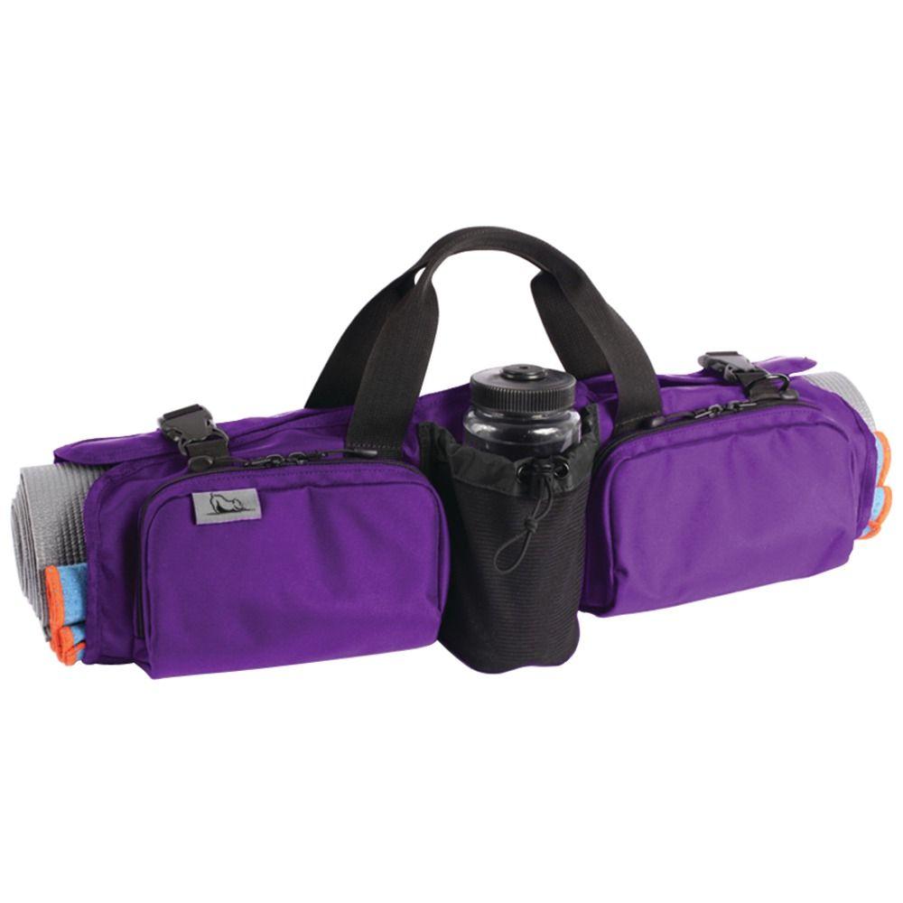 HOTDOG YOGA HD105 Yoga Rollpack(R) Bags (Amethyst)