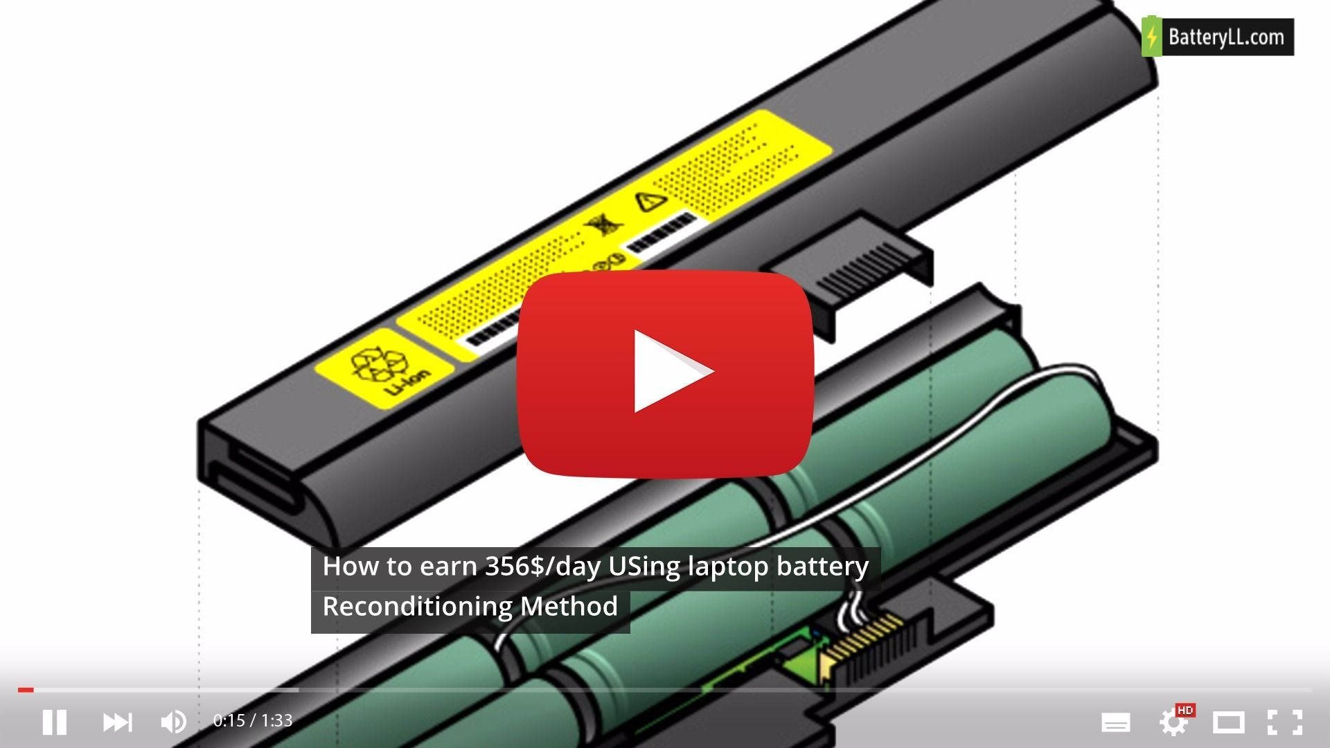 How To Recondition Batteries At Home For Free Step By Step