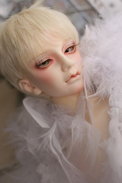 Volks Super Dollfie Make Up Airbrush Ball Jointed Dolls Ooak