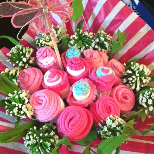 Onesie bouquet   My Own   Pinterest   Onesie and Babies