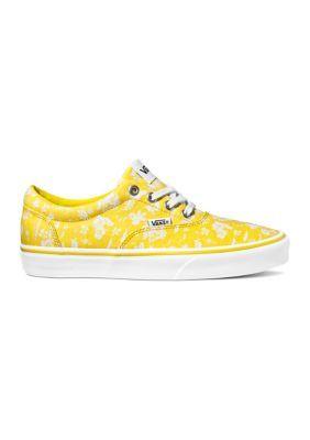 Vans Women's Doheny Sneakers - Tropics - 9M