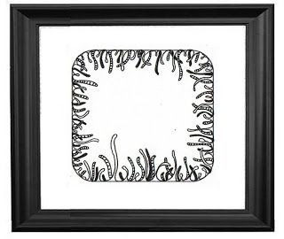 Creative Doodling with Judy West: Border & Edge Patterns