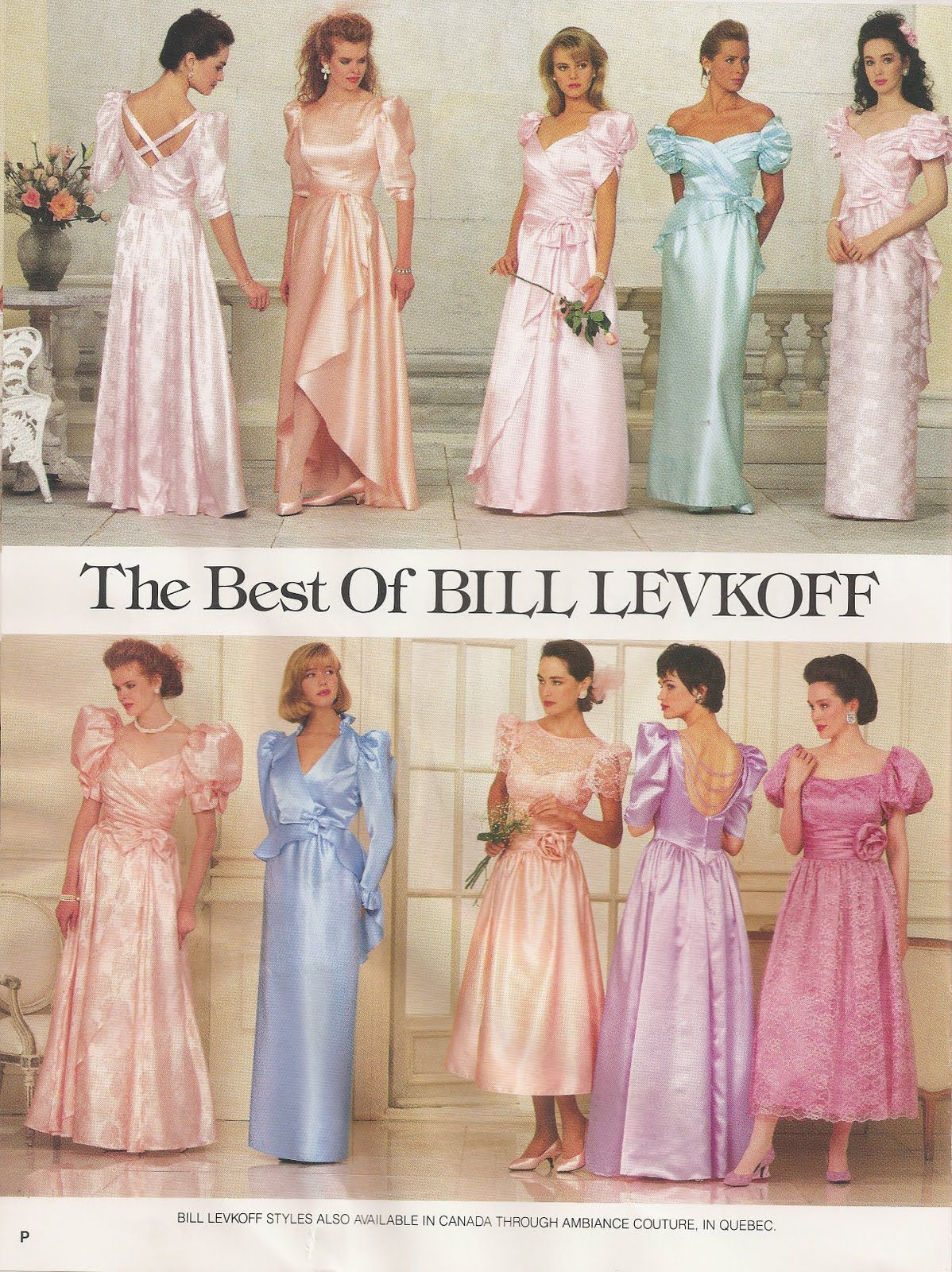Bill levkoff dresses from the s s prom dresses i see mine