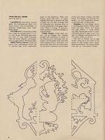 meggiecat: Christmas Papercuts / Scherenschnitte Patterns