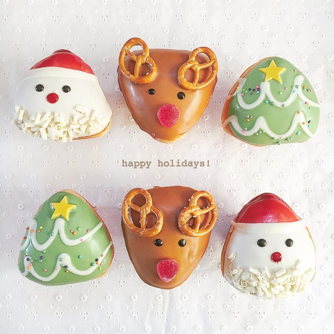 「クリスピードーナッツ クリスマス写真」の画像検索結果