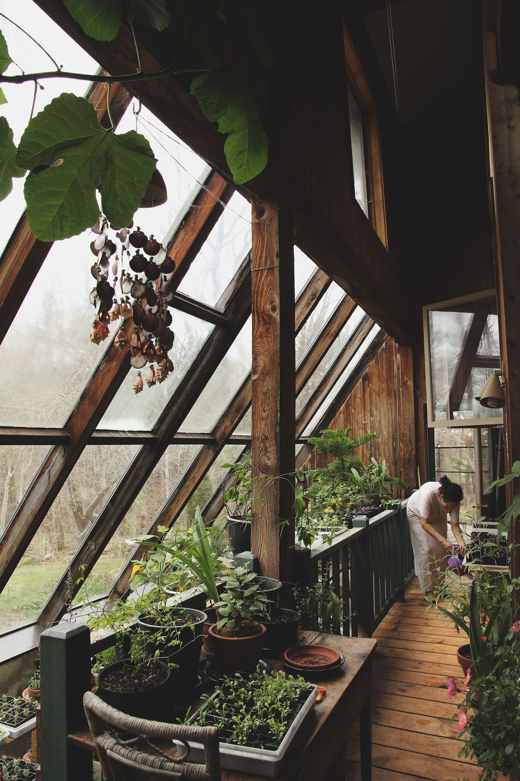This Is How Most Earth Homes Raise Food Year Round