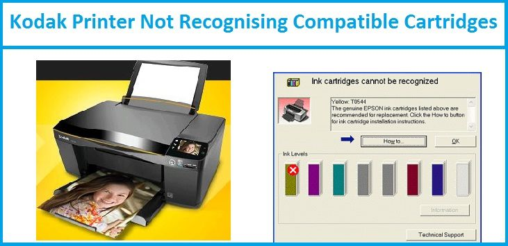 here in this blog we figure out main steps to fix kodak printer not