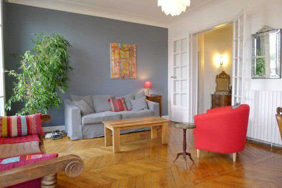 Byp 781 Furnished 2 Bedroom Apartment For Rent 85 M² Avenue Junot Paris 18 3000 M
