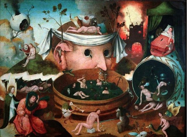 Hieronymus Bosch's Tondal's Vision