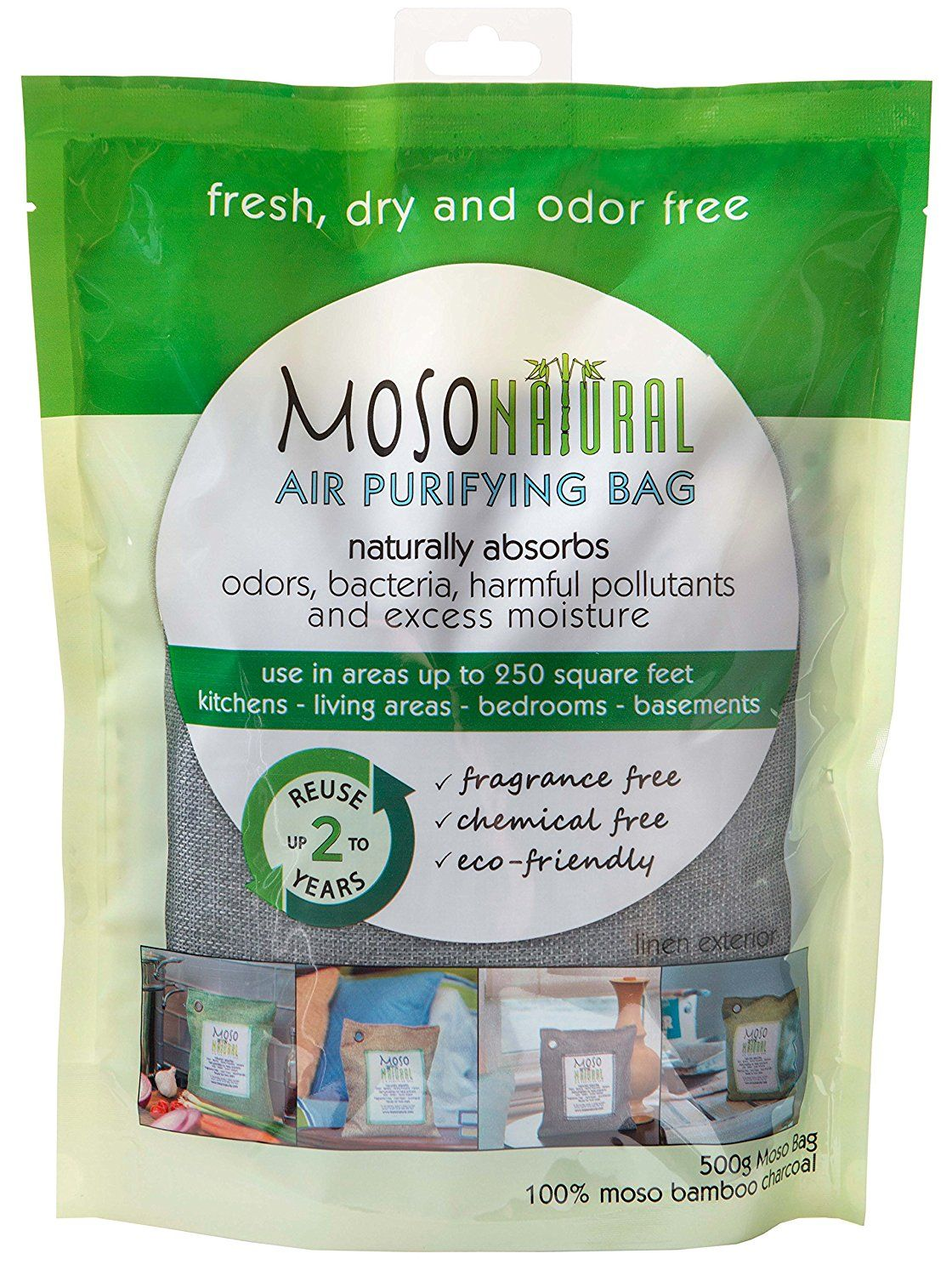 Moso Natural Air Purifying Bag Review Coal Is The New
