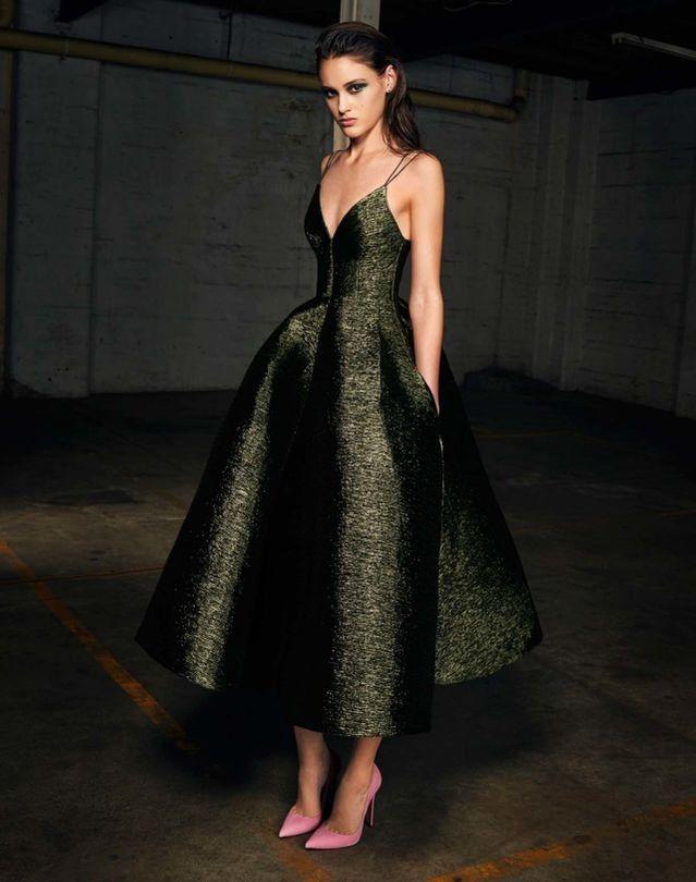 Alex Perry pre-fall 2017 - Vogue Australia | Beautiful dresses ...