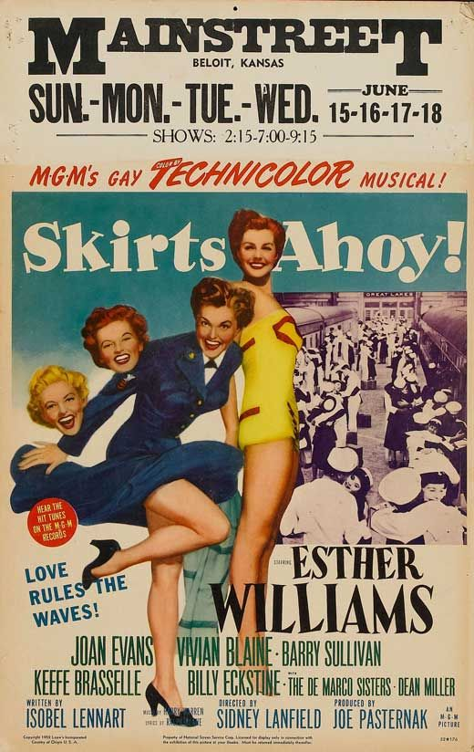 Watch Skirts Ahoy! Full-Movie Streaming