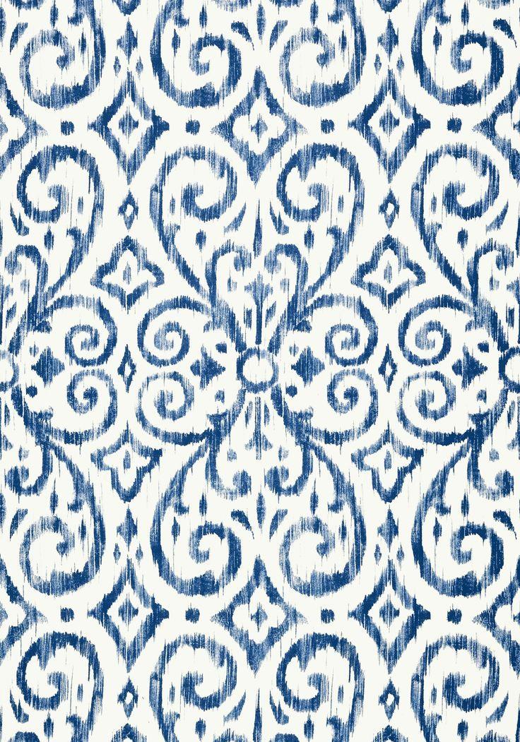 Navy Blue Patterned Wallpaper E9bbe087a666777767a37328a6d78da5 Bathroom A Com