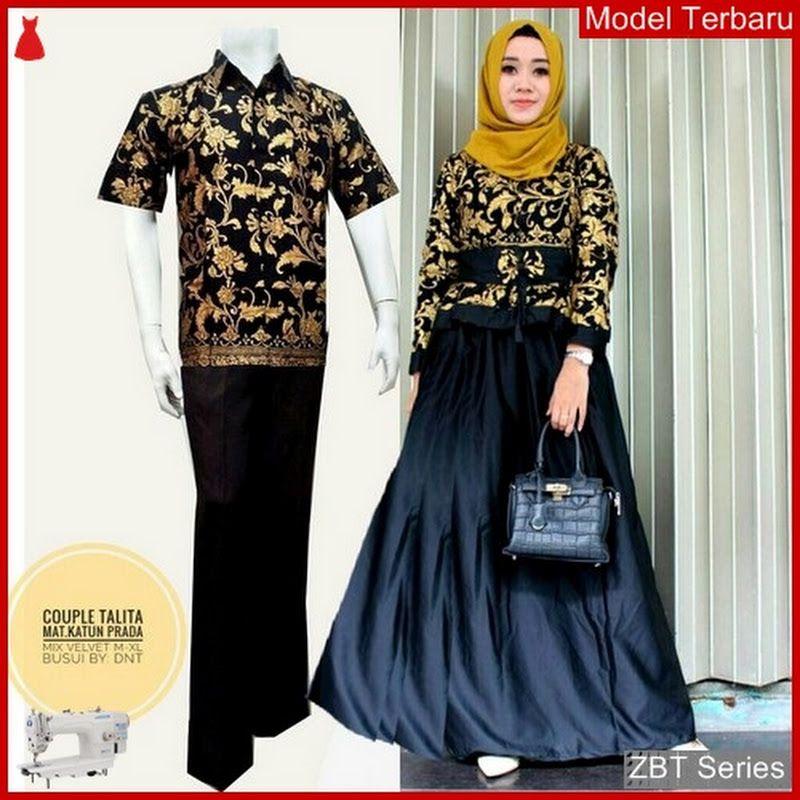 PIN JUAL  Baju Murah Online Model ZBT05209 Kebaya Batik Couple Gamis Talita  Tren BMGShop Murah 0a35108690