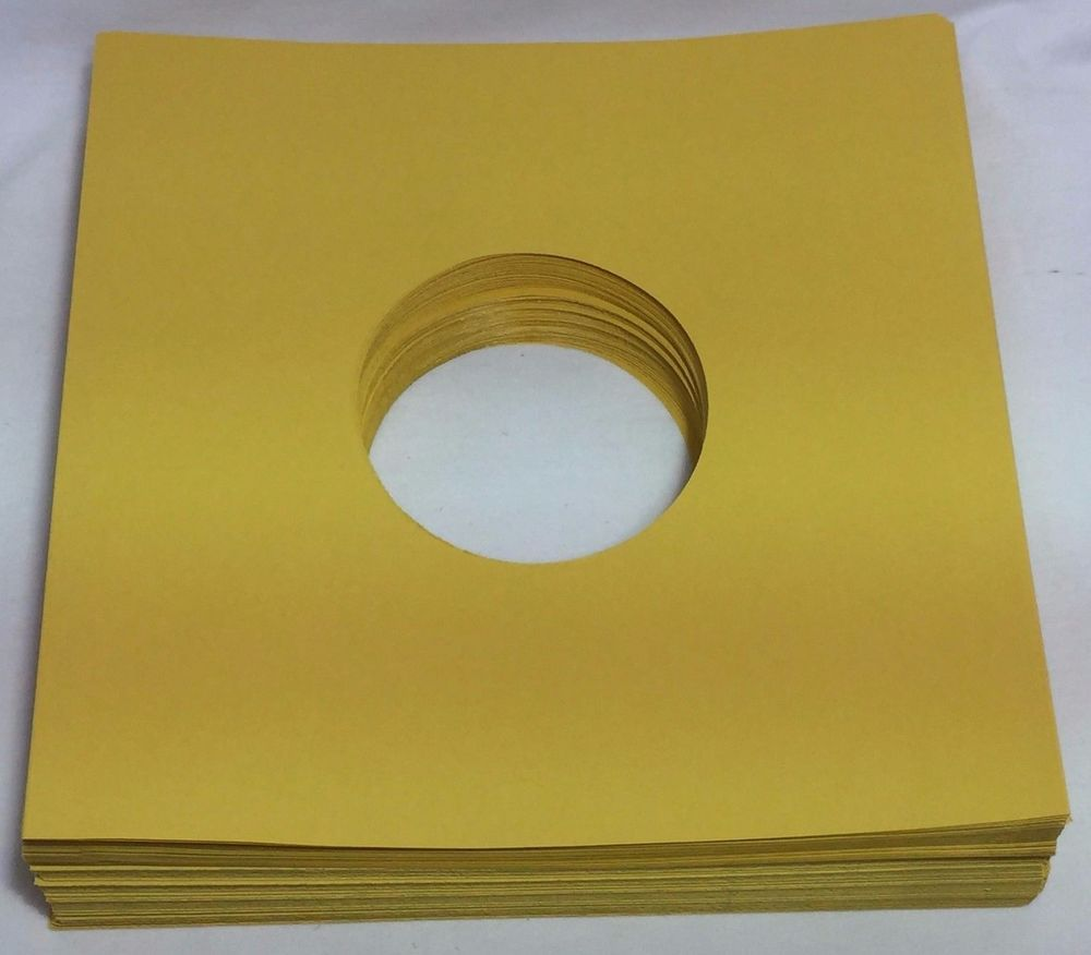 100 Pack 78rpm 10 Inch Victrola Record Sleeves Golden Brown Paper Shellac 78 Rpm Brown Paper Record Sleeves Paper Sleeves