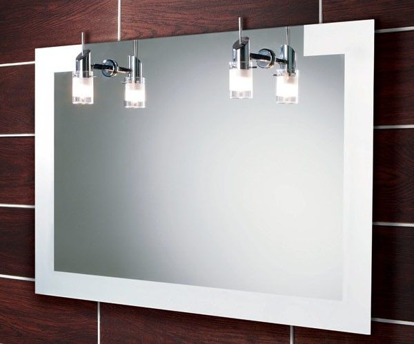 Awesome Mirror Lights | lighting | Pinterest | Bathroom mirrors ...