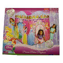 Tents · TOPSELLER! Disney Princess Deluxe Playhouse $22.98  sc 1 st  Pinterest & TOPSELLER! Disney Princess Deluxe Playhouse $22.98 | Play Tents ...
