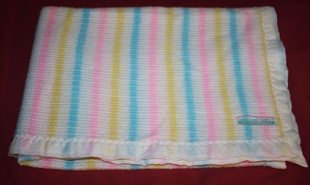 Nursery Bedding Blue Polka Dot Fleece Security Blanket Lovey Pem-america Red Yellow Pink Green