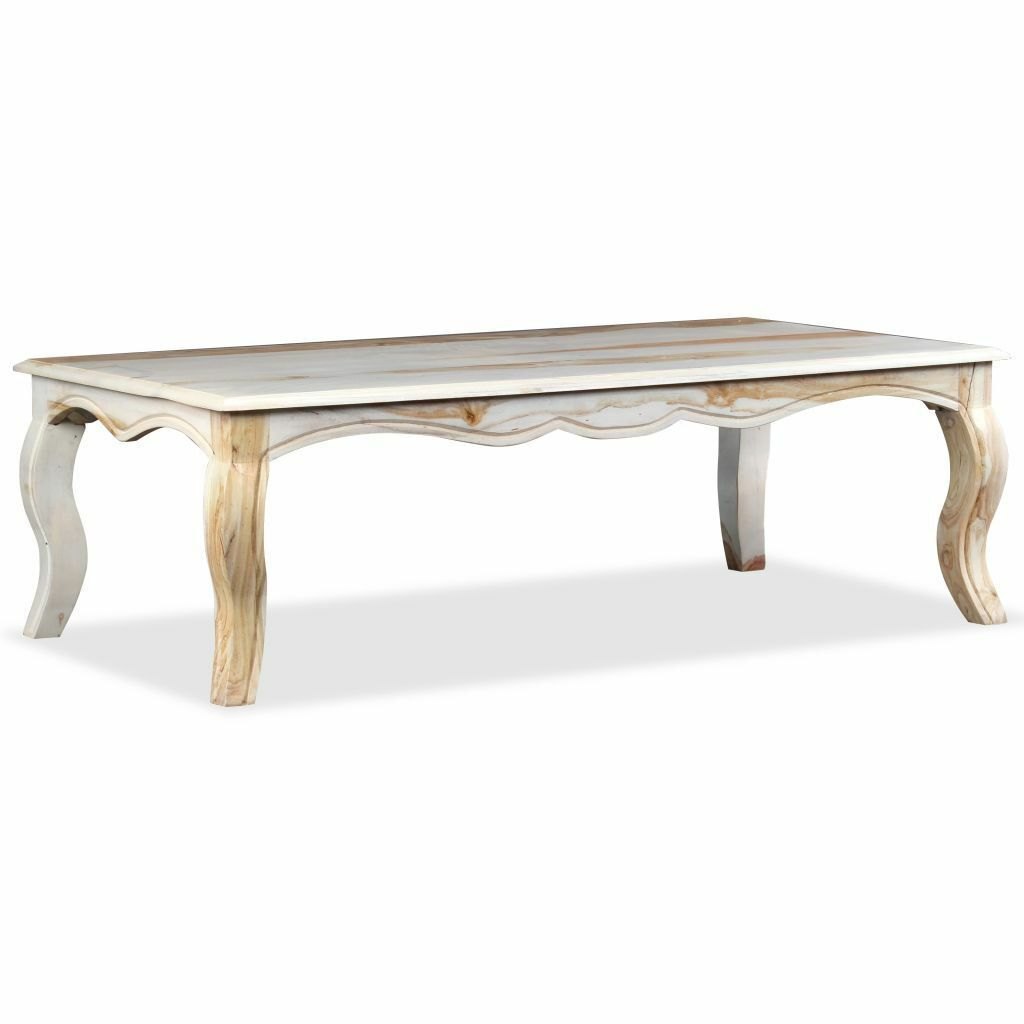 Table Basse Sheesham Table Basse Sheesham En Bois Massif 110x60x35 Cm X9q3