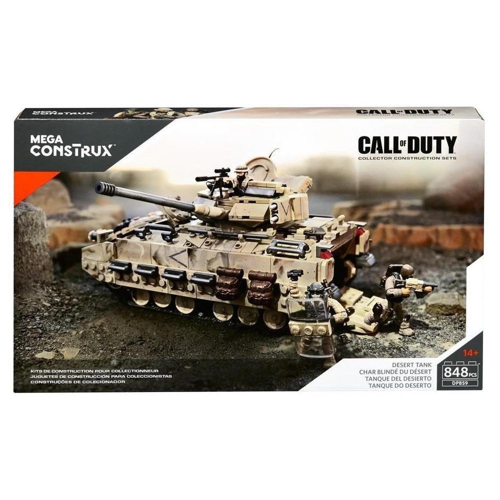 Mega Construx Call of Duty Urban Assault Copter Building Set Bloks FDY78 CHOP