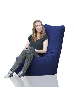 Tremendous Fengjing Bean Bag Dark Blue Chair Mermaid Room Bean Bag Machost Co Dining Chair Design Ideas Machostcouk