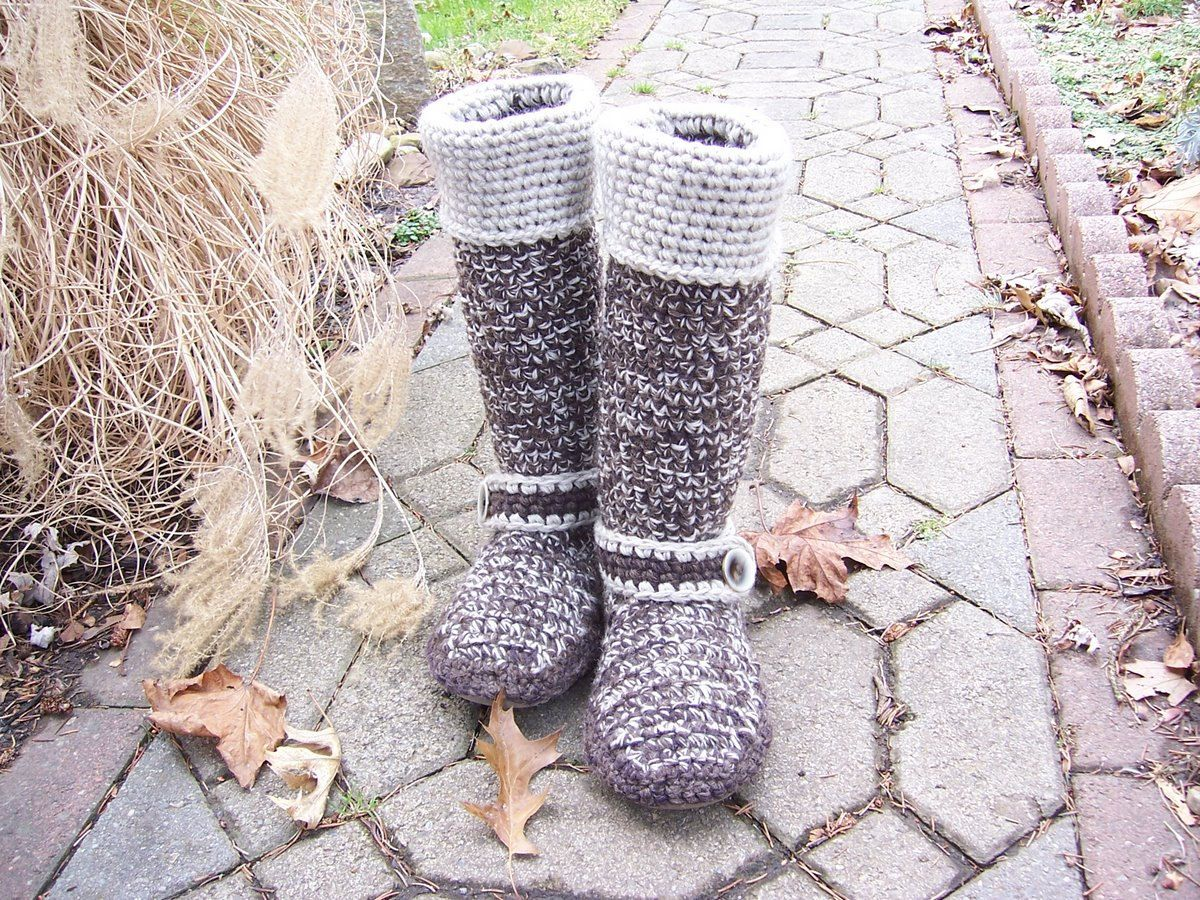 Crochet boots custom made by beautifulpurpose on etsy me mum crochet boots custom made by beautifulpurpose on etsy bankloansurffo Image collections