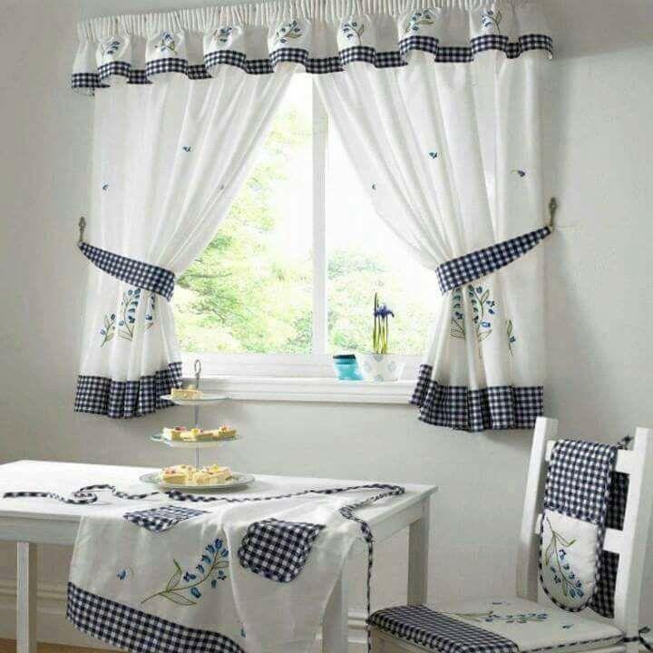 Resultado de imagen para cortinas modernas para cocina cortinas - cortinas para cocina modernas