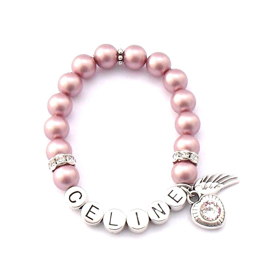 Kinderarmband Mit Namen Bei Sr Jewelry Kaufen Namensarmband