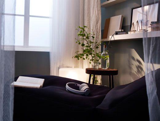 Such Dir Eine Ecke In Deinem Wohnzimmer Und Richte Sie Mit Einem
