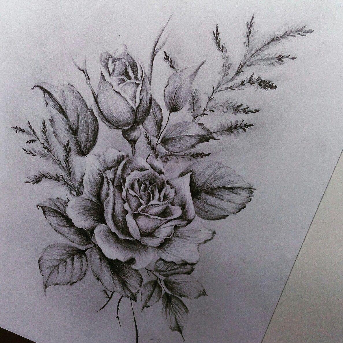 Blumen Zeichnen Weisse Lilie Auf Einem Weissen Hintergrund Karte Mit