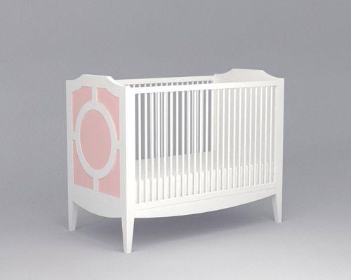 Ducduc Regency Crib In White Sweet Six