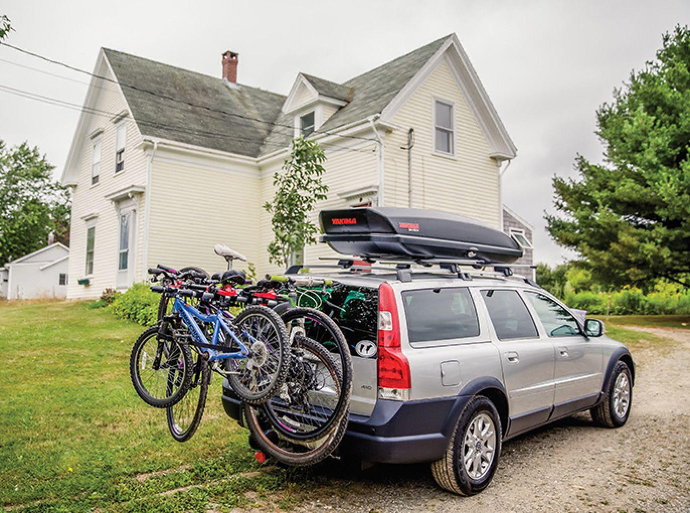 Yakima Ridgeback 5 Bike Hitch Mount Rack Bike Hitch Hitch Bike
