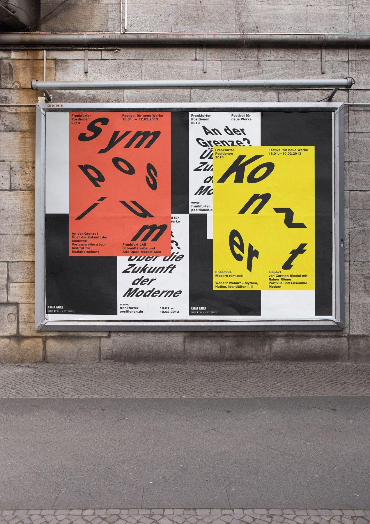 Designeverywhere Frankfurter Positionen 2013 Graphic Design Posters Graphic Poster Graphic Design Inspiration