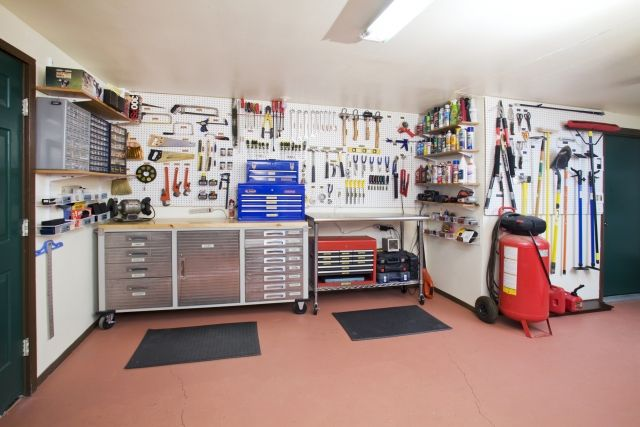 Workbench dimensions google search garage pinterest for Home garage shop