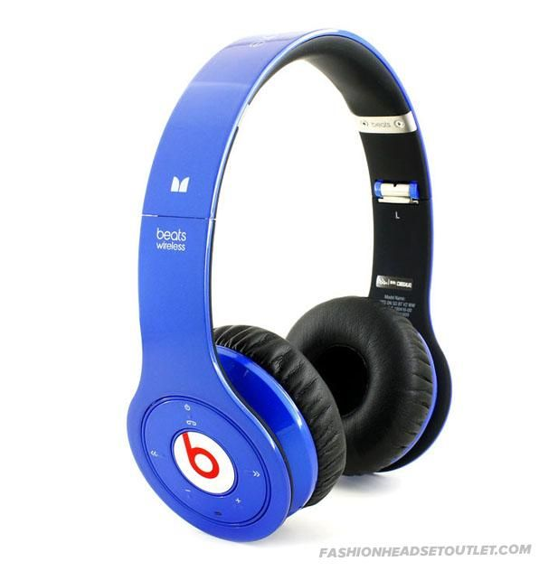 Beats By Dre Wireless Bluetooth Headphones Blue Wireless Beats Beats By Dre Bluetooth Headphones Wireless