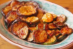 Photo of Portuguese eggplants and zucchini by soko1 | chef