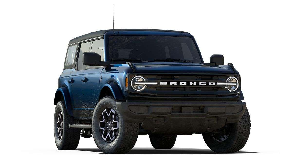 4 Bronco Outer Banks Starting Price 40 450 Ford In 2020