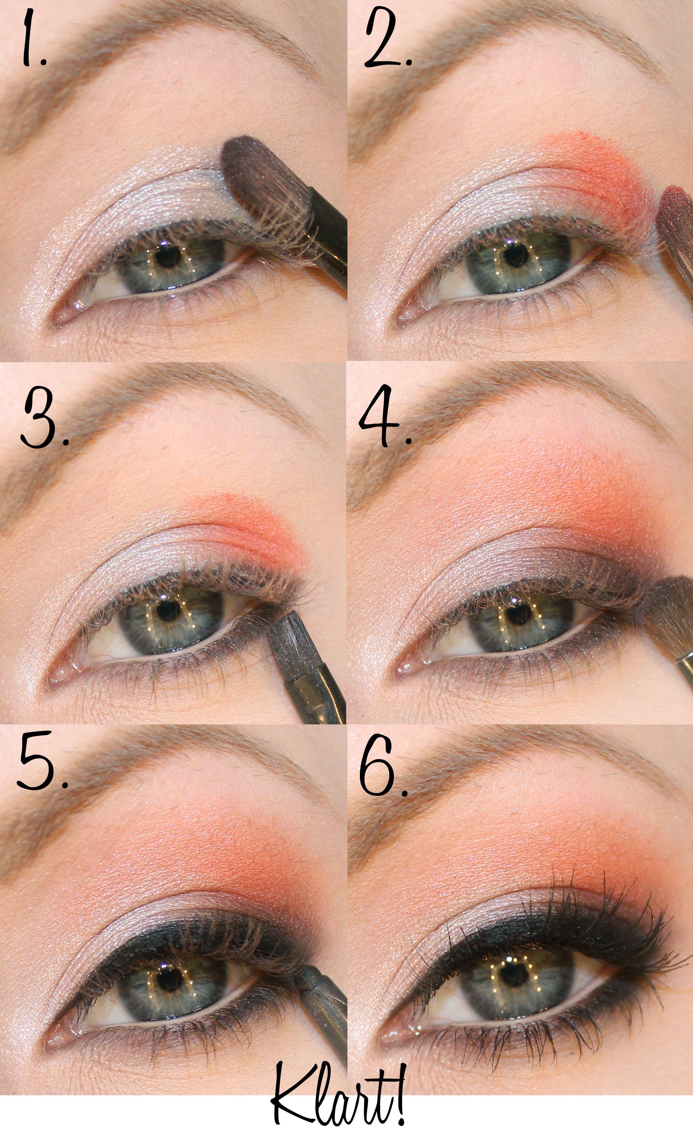 makeup steg för steg