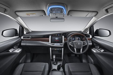 All New Kijang Innova Q Diesel Aksesoris Grand Avanza 2017 Type Interior 2