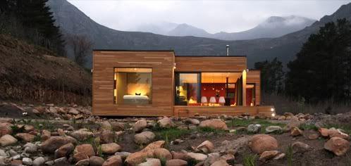 Casa prefabricada ecologica ecomo caseta pinterest - Casa ecologica prefabricada ...