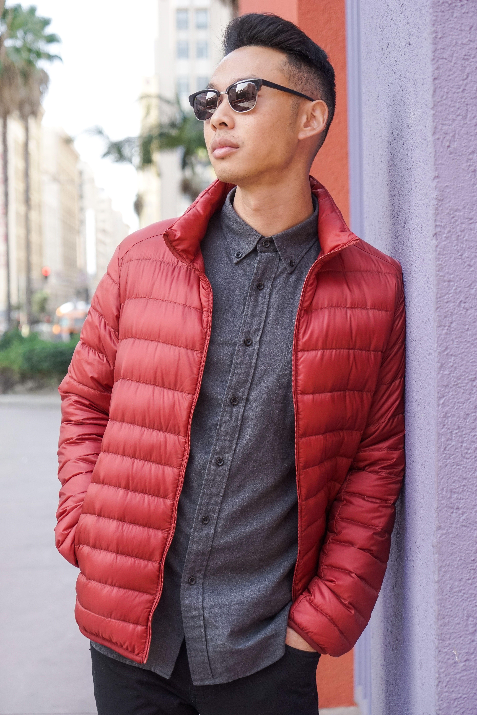 Men Ultra Light Down Jacket Uniqlo Men Outfit Mens Outfits Down Jacket [ 6000 x 4000 Pixel ]