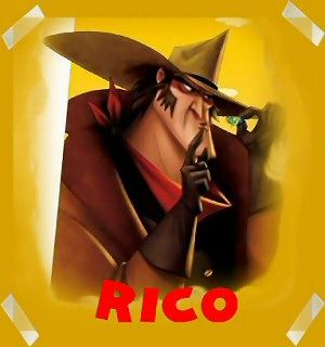 Rico Home On The Range Disney Animated Movies All Disney Movies Disney Villains