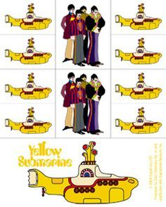 Free Printable Beatles - Paul McCartney | FREE Printables ...