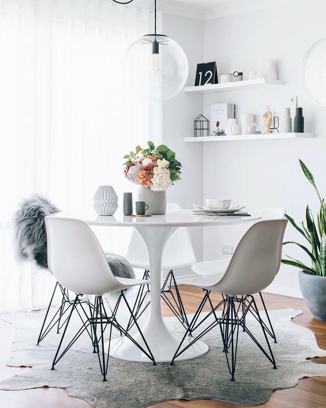 Scandinavian interior ideas de decoraci n d co maison for Muebles de comedor modernos en rosario