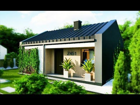 61 28 35m Modern Minimalist Small Houses Has Delicate