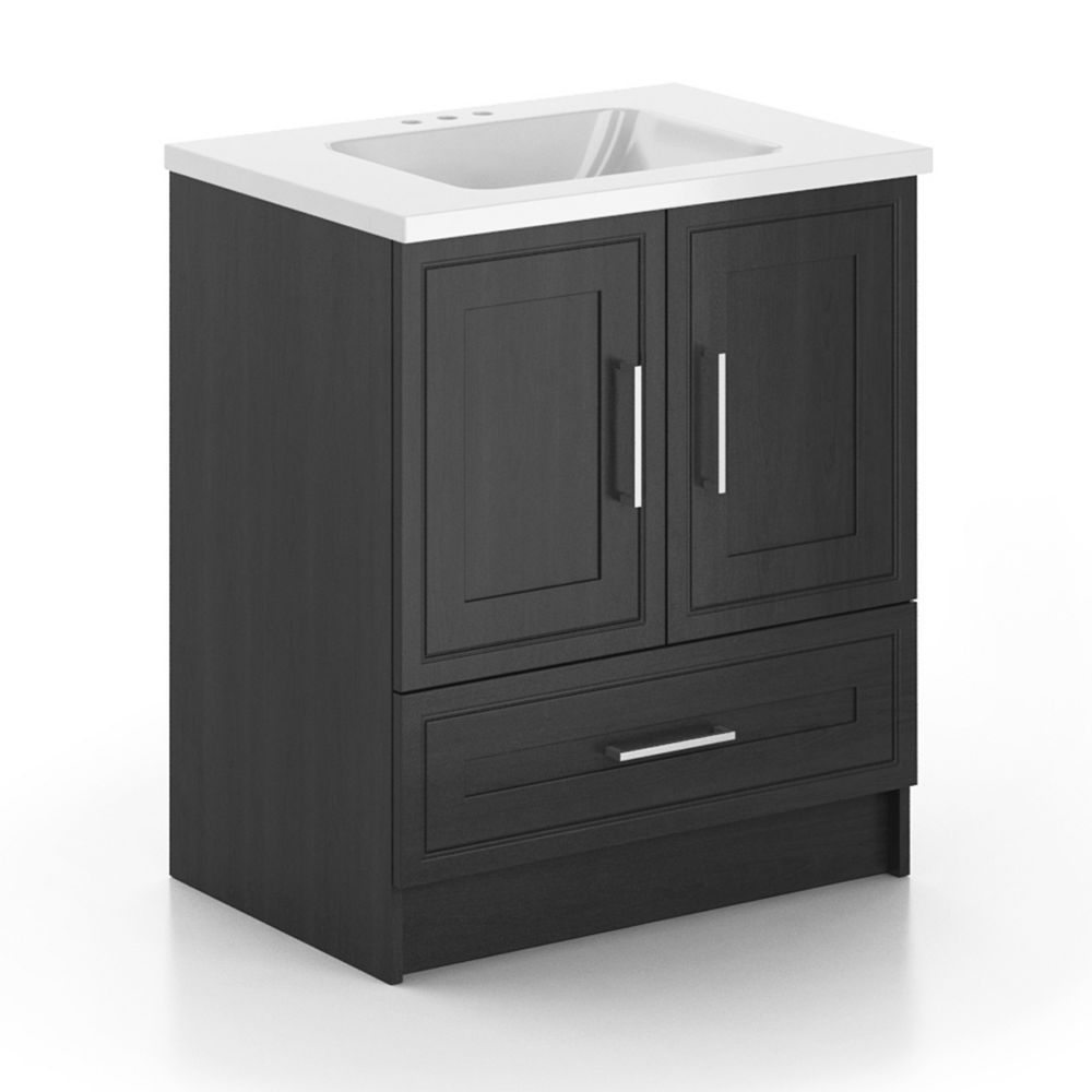 Classic Designs 30 Inch Vanity Cabinet With Top With Images 30